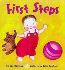 First Steps (Growing Tree)-ExLibrary