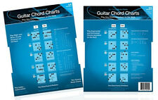 Guitar Chords Charts - Original - Useful Hand-Held Dial Shows All Guitar Chords!