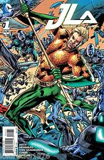 Justice League of America 1 C Aquaman Variant Bryan Hitch JLA New NM