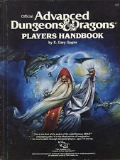 PLAYERS HANDBOOK EXC! #2010 Dungeons Dragons Player AD&D D&D DND Guide Player's