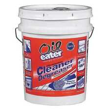 OIL EATER AOD5G35438 Cleaner Degreaser, Water-Based, 5 Gal