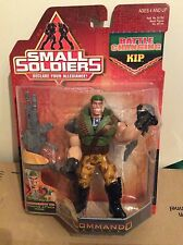 Ultra Rare Original Small Soldiers Battle Changing Kip Figure Sealed