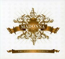 MADONNA - THE ULTIMATE TRIBUTE  CD NEU DEAD OR ALIVE/HEAVEN 17/+
