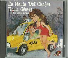 Dario Gomez Y Los Viejos La Novia Del Chofer Latin Music CD