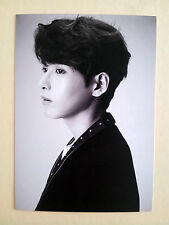 Super Junior SM town week Official Goods Postcard Post Card  - Ryeowook / New