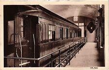CPA MILITAIRE Forét de Compiégne-Le Wagon du Maréchal (316744)