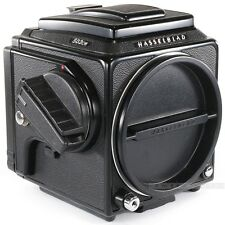 HASSELBLAD 503CW Body Only with Waist Level Finder + Acute Matte D Screen +Crank
