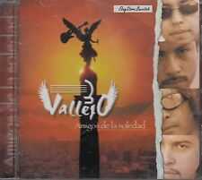 3 Vallejo Amigos De La Soledad CD NewNuevo Sealed