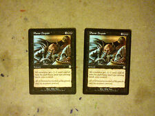 MTG Planar Despair x 2 - Rare - Apocalypse - Magic The Gathering Cards Lot