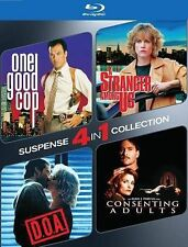 One Good Cop/A Stranger Among Us/D.O.A./Consenting Adults (Blu-ray Disc, 2015, 2