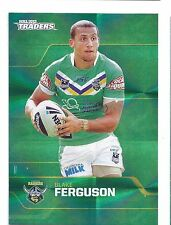 2013 NRL Traders Parallel PS29 Blake FERGUSON Canberra Raiders