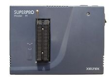 New SuperPro M Programmer Supports 19880+ IC Xeltek War