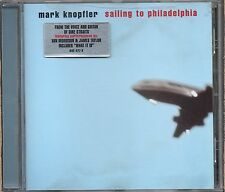 MARK KNOPFLER CD SAILING TO PHILADELPHIA made in EU 2000 Dire Straits
