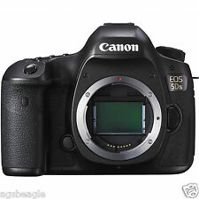"Canon EOS 5DS Body 50.6mp 3.2"" DSLR Digital Camera Brand New Cod Agsbeagle"