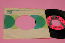 "BILL DEAL AND RHONDELS 7"" MAY I ORIG UK 1968 EX DEMO EDITION !!!!!!!!!!!!"