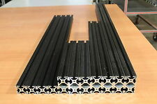 8020 Inc TSlot Mixed 15 Series Extrusion Aluminum Black Mega Lot ML-23 (11pcs)