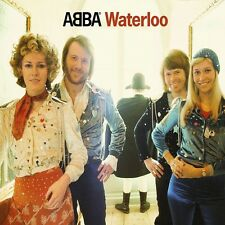 Abba Waterloo CD+Bonus Tracks NEW SEALED 2001