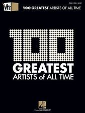 VH1 100 Greatest Artists of All Time (2011, Paperback)