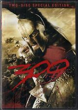 300 - Epic Graphic Novel by Frank Miller - Ancient Battle of Thermopylae 2 Disc