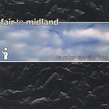 The Carbon Copy Silver Lining by Fair to Midland (CD, Feb-2002, Fair to Midland)