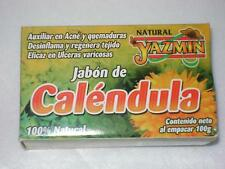 3- PACK)) JABON CALENDULA/MARIGOLD SOAP-HEAL SKIN,ACNE,BURNS,BRUISES,CUTS,ULCERS