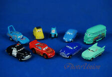 Disney Cars Lightning McQueen King Guido Sally Sheriff Luigi Cake Topper Figure