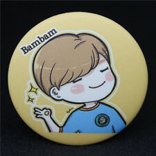 Fashion KPOP GOT7 BamBam Q edition style Badge Brooch Chest Pin Souvenir Gift