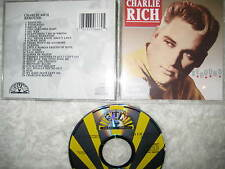 CD Charlie Rich - Rebound -- Sun Records Elvis Presley Johnny Cash Rock & Roll n