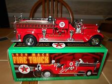 Texaco #15 diecast fire truck regular run 1929 Mack,1;34 scale,MIB.stock# F415AO