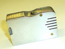 "DURALITE ""RAYNO"" VINTAGE ALUMINIUM BLOCK LIGHTER - WW2 - 1939-45 - MADE IN U.S.A"