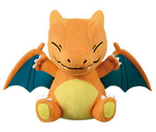 Pokemon 6'' Happy Sitting Charizard Banpresto Prize Plush NEW