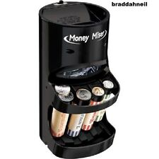 Money Counter Sorter Machine Motorized Electric Coin Change Wrapper Roller Bank