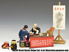 King and Country The Chinese Street Doctor Set (Matt) HK261M