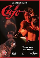 CUJO Stephen King Dee Wallace, Daniel Hugh Kelly, Danny Pintauro NEW UK R2 DVD