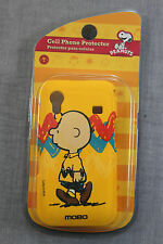 SAMSUNG GALAXY ACE S5830 MOBO PEANUTS CHARLIE BROWN PROTECTIVE CASE NEW SEALED