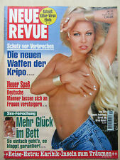 Neue Revue Nr 21/1995, Pamela Anderson, Drew Barrymore, Cindy Milo