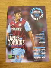 May-2011 Grassroots Magazine: Issue 20 - The Only Sunday League Football Magazin