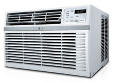 LG LW1015ER - 10,000 BTU Window A/C: Remote & Window Accessories Included