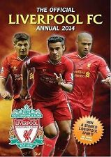 Official Liverpool FC Annual: 2014 by Grange Communications Ltd (Hardback, 2013)