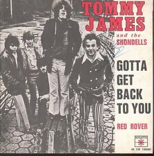 12560 TOMMY JAMES  AND THE SHONDELLS GOTTA GET BACK TO YOU