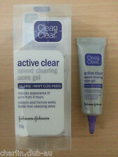 Clean&Clear Acne Gel Active Clear Speed Clearing Oil-Free Salicylic Acid 10gr
