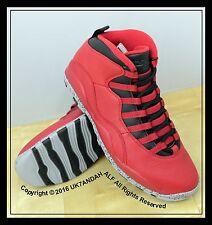 """Nike Air Jordan 10 Retro """"Gym Red"""" UK Size 7.5"""