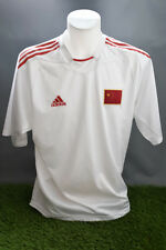 China Football Shirt Adult L Home Adidas 04/06
