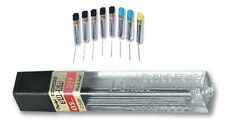 36 PENTEL SUPER MECHANICAL PENCIL REFILL LEADS 0.5mm 2H