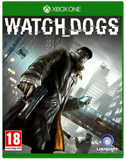 Watch dogs ~ XBox One (en très bon état)