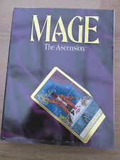 MTA Mage the Ascension Rpg Core regla Libro ww4000 White Wolf Sb Sc juego de rol juego