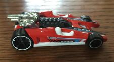 Hotwheels Honda Racer Red