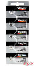 5 337 SR416SW GENUINE FRESH ENERGIZER WATCH BATTERIES