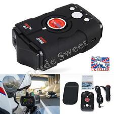 360° Degree V8 Laser Radar Gun Speed Camera Gatso Detector Car Motorbike 16 Band
