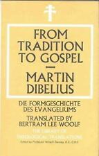 From Tradition to Gospel (Library of Theological Translations)-ExLibrary